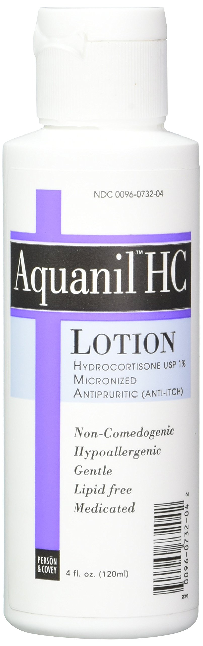 Aquanil Hc Lotion 4 Oz (Pack of 2)