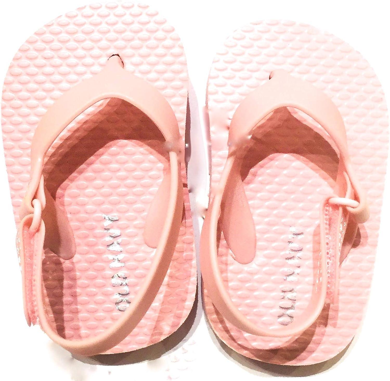 OLD Navy Baby Girl's Flip Flops (Blush