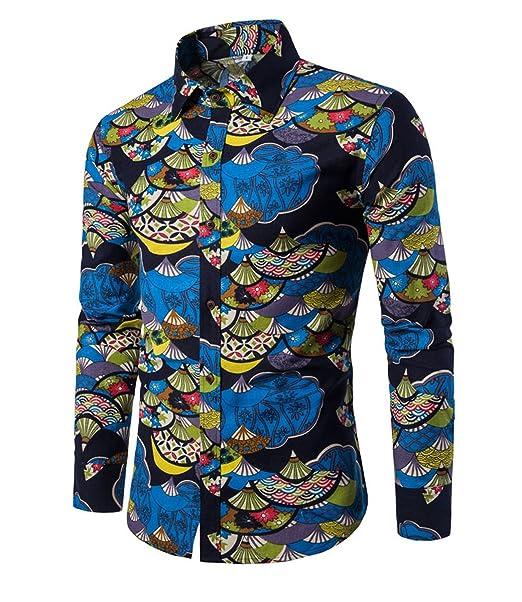SUProcer Camisa Casual - Para Hombre qwxHsCG1b