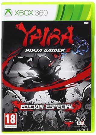 Yaiba: Ninja Gaiden Z - Special Edition: microsoft xbox 360 ...