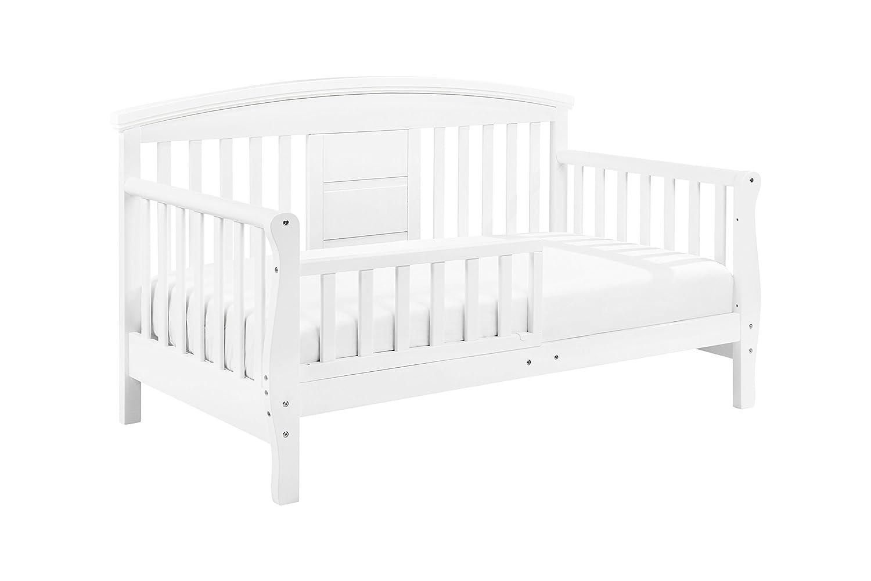 DaVinci Elizabeth II Convertible Toddler Bed, White M0810W