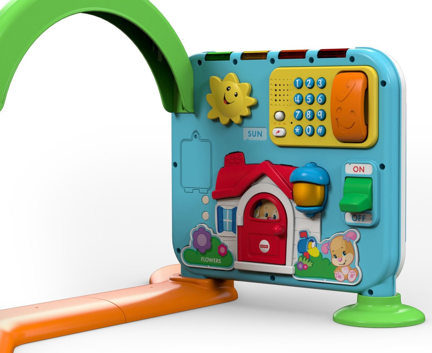 Fisher-Price Laugh & Learn Crawl-Around Learning Center by Fisher-Price (Image #18)
