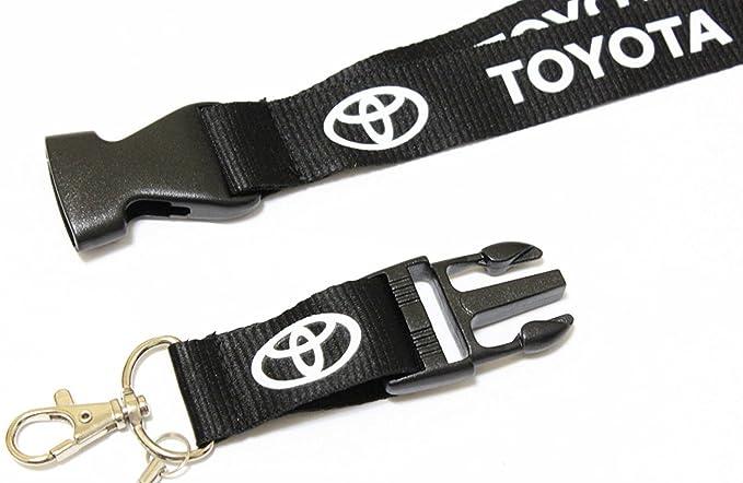 Amazon.com: Toyota llavero con cordón: Automotive