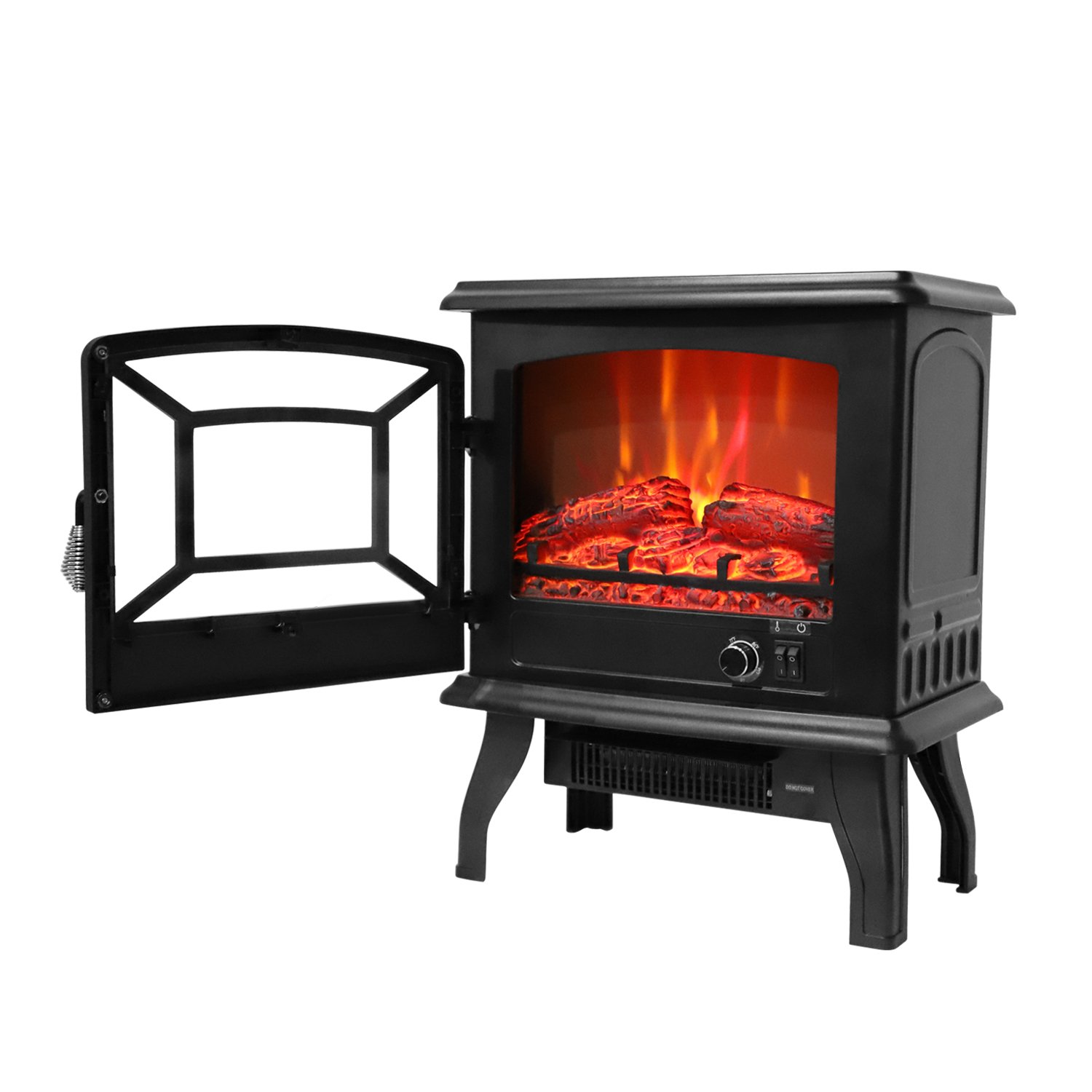 itm electric space mini ebay fireplace heater portable northwest