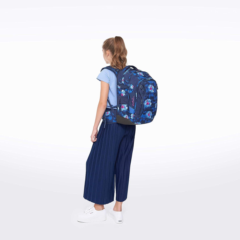 Berry Bash ergonomischer Schulrucksack satch Match erweiterbar auf 35 Liter extra Fronttasche