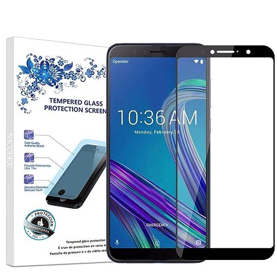 huge discount 4ce9e d5029 Amazon.com: Compatible ASUS ZenFone Max Pro M1 Screen Protector ...