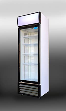 Amazon ss p238wa commercial glass door upright display beverage ss p238wa commercial glass door upright display beverage cooler 12 cubic foot refrigerator planetlyrics Gallery