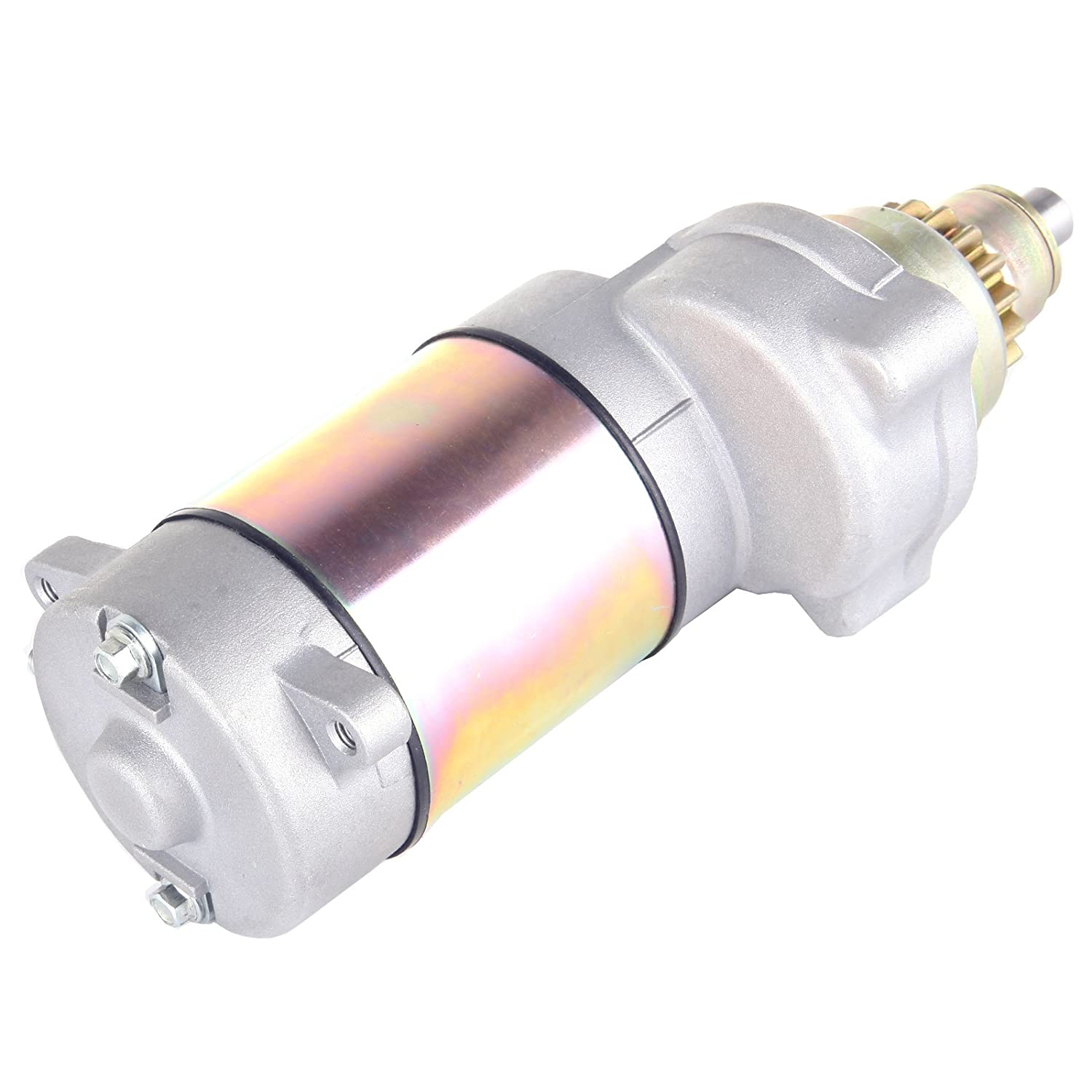 cciyu Brand New Starter fit Drive Polaris 308-5393 358-5393 SM13298 Explorer Xplorer Scrambler 400 4x4 1996-1997 XPRESS 400 1995-2002 POLARIS XPRESS 300