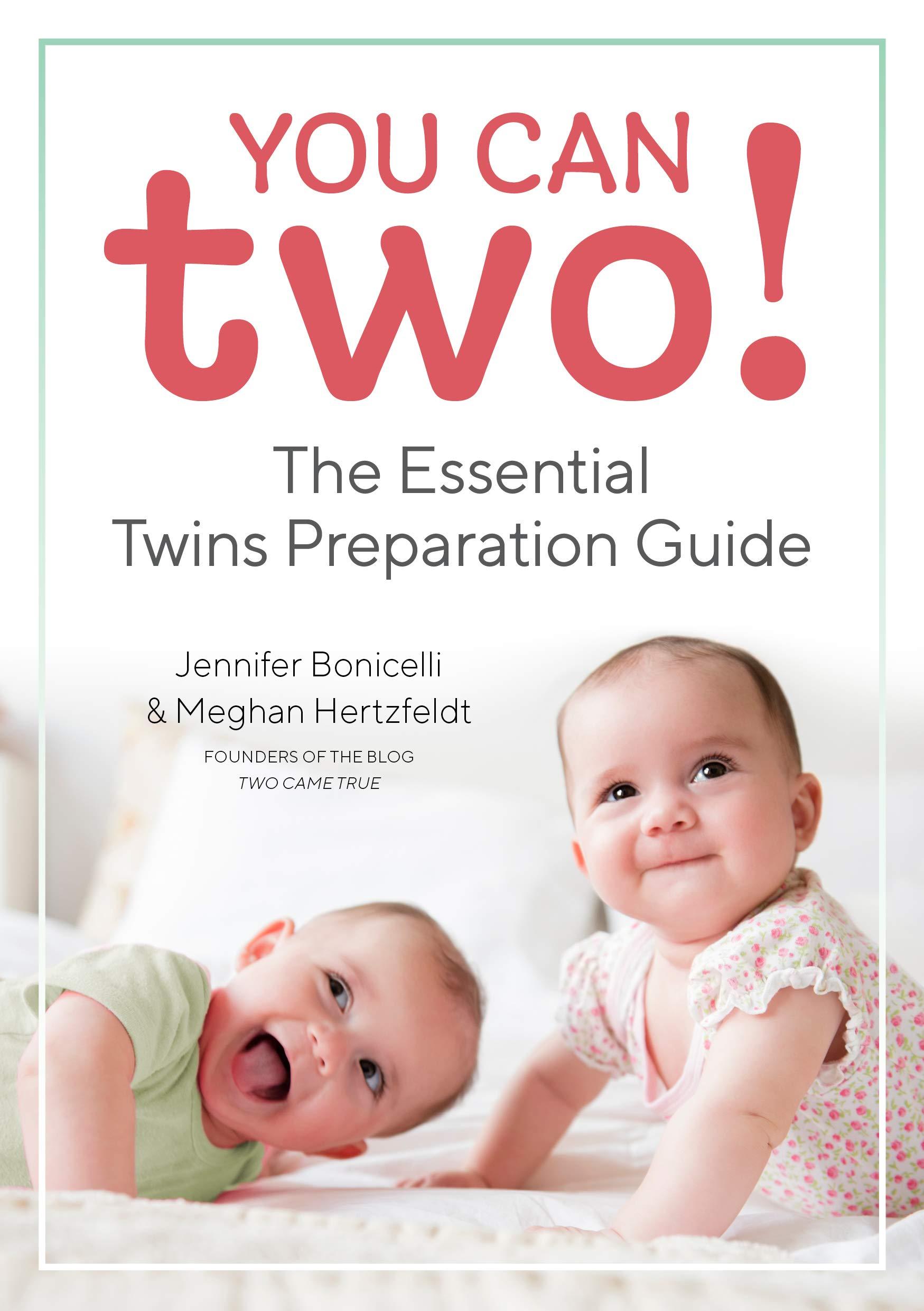 The Essential Twins Preparation Guide: Amazon.co.uk: Jennifer Bonicelli,  Meghan Hertzfeldt: 9781641521789: Books