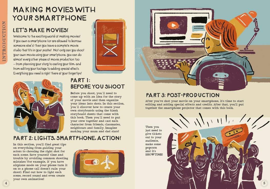 Smartphone Movie Maker: Amazon.es: Stoller, Bryan Michael, Beuren ...