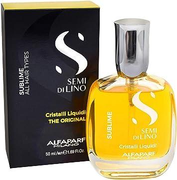 Image ofAlfaparf Semi Di Lino Diamond Cristalli Liquidi Instant Illuminating Serum 50ml 1.69oz by AlfaParf