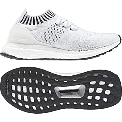 8e5d88c9b270d adidas Ultraboost Uncaged Shoe 4 White-Core Black