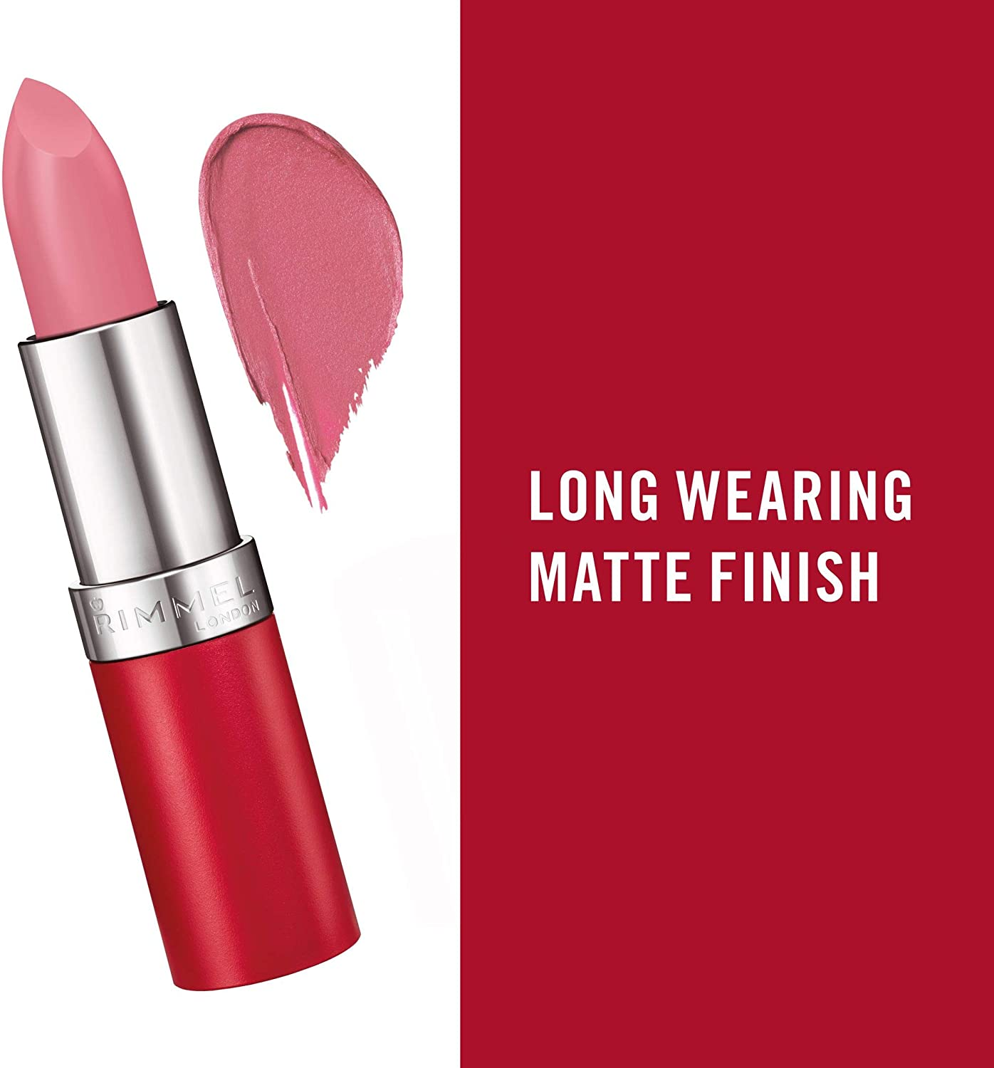 Rimmel London Lasting Finish Matte by Kate Barra De Labios Tono 101