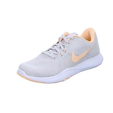 Nike W Flex Trainer 8, Chaussures de Fitness Femme, Gris (Gris Vaste/