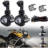 Motorrad Halter Für Nebelscheinwerfer 25MM