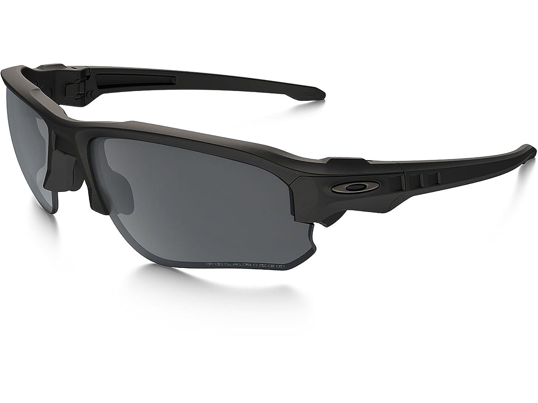 dc7c50aaf Oakley Men's Speed Jacket Polarized Oval Sunglasses Black 67.0 mm
