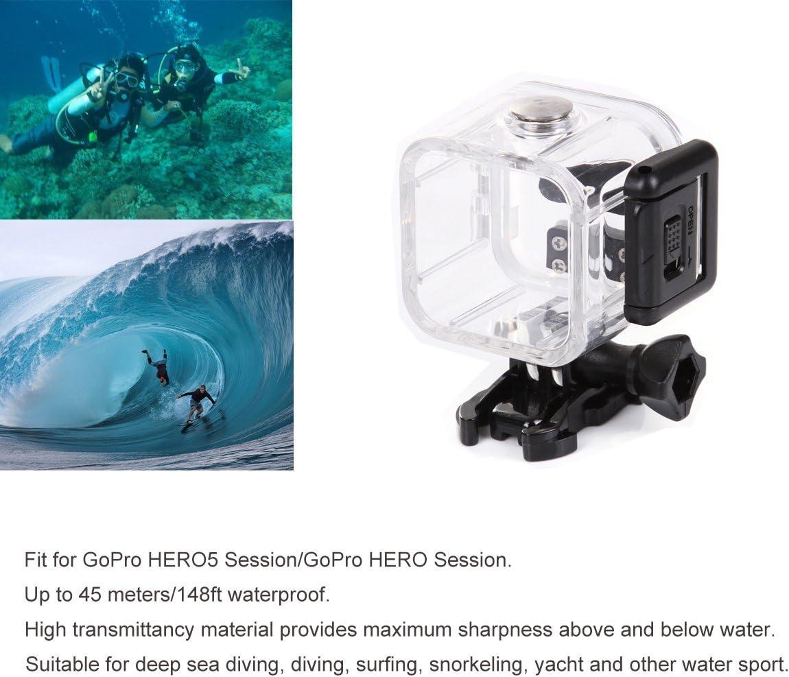 Kupton Zubehör Für Gopro Hero 5 Session Amazon De Kamera