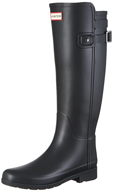 new product d767c 78a0b Hunter W Org Tall BT Refined B Strap, Stivali di Gomma Donna