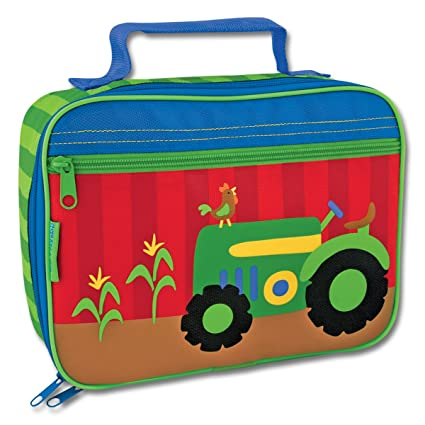 Stephen Joseph Boys Classic Lunch Box, Tractor