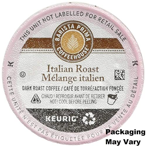 Barista Prima Coffeehouse Italian Roast K-Cups