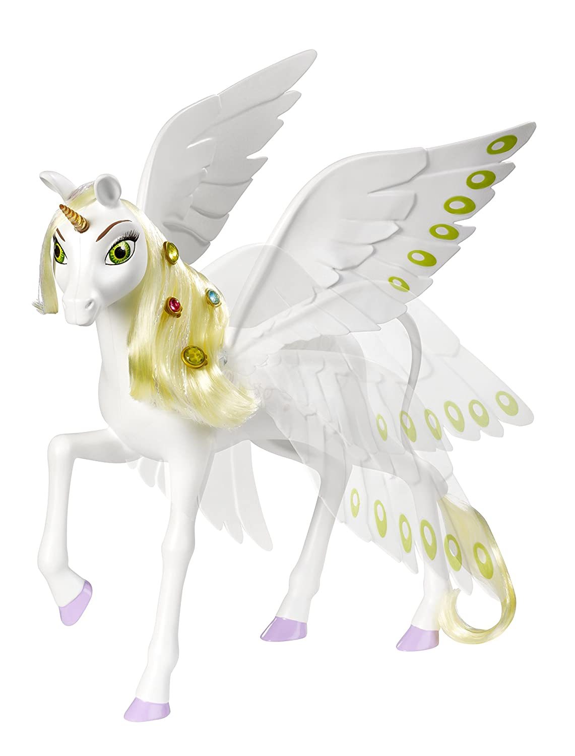 Amazon com mia me onchao unicorn by mattel by sportsmarket toys games