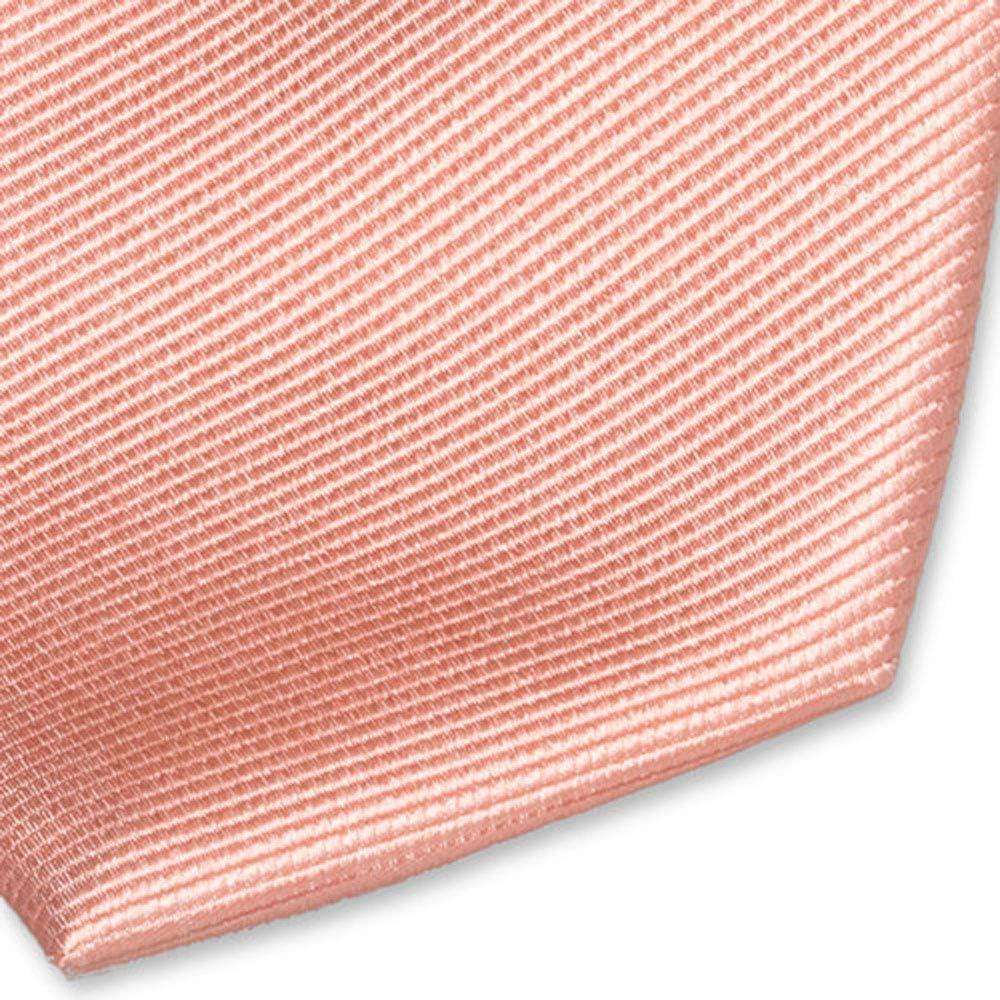Corbata de alta calidad de color rosa lagarto, 100% seda, para ...