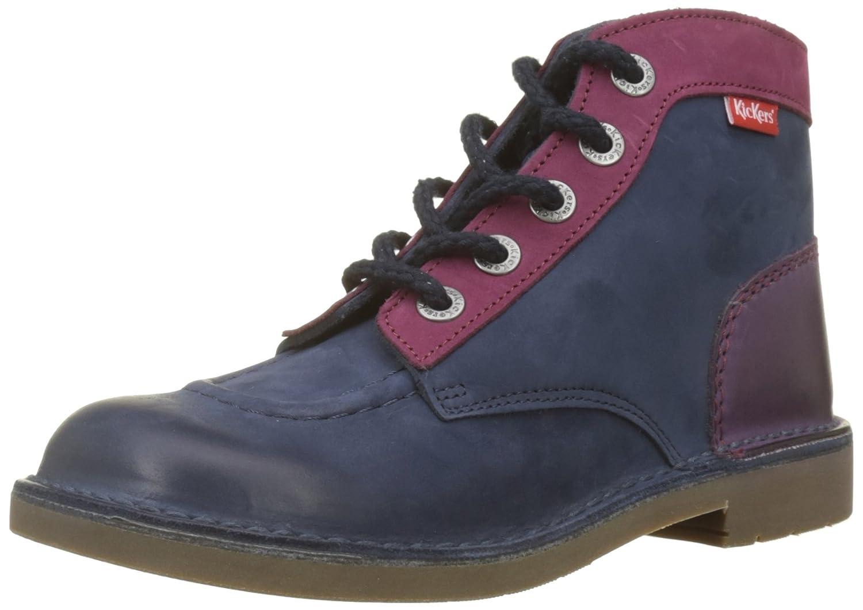 cb4dd89849e74c Kickers Unisex Kids' Kick Col Classic Boots: Amazon.co.uk: Shoes & Bags