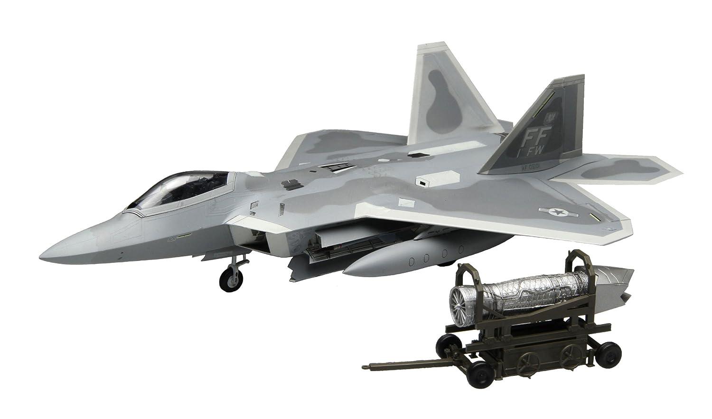 All Types f 22 raptor specs : Amazon.com: Fujimi Models F-22 Raptor Model Kit (1/72 Scale): Toys ...