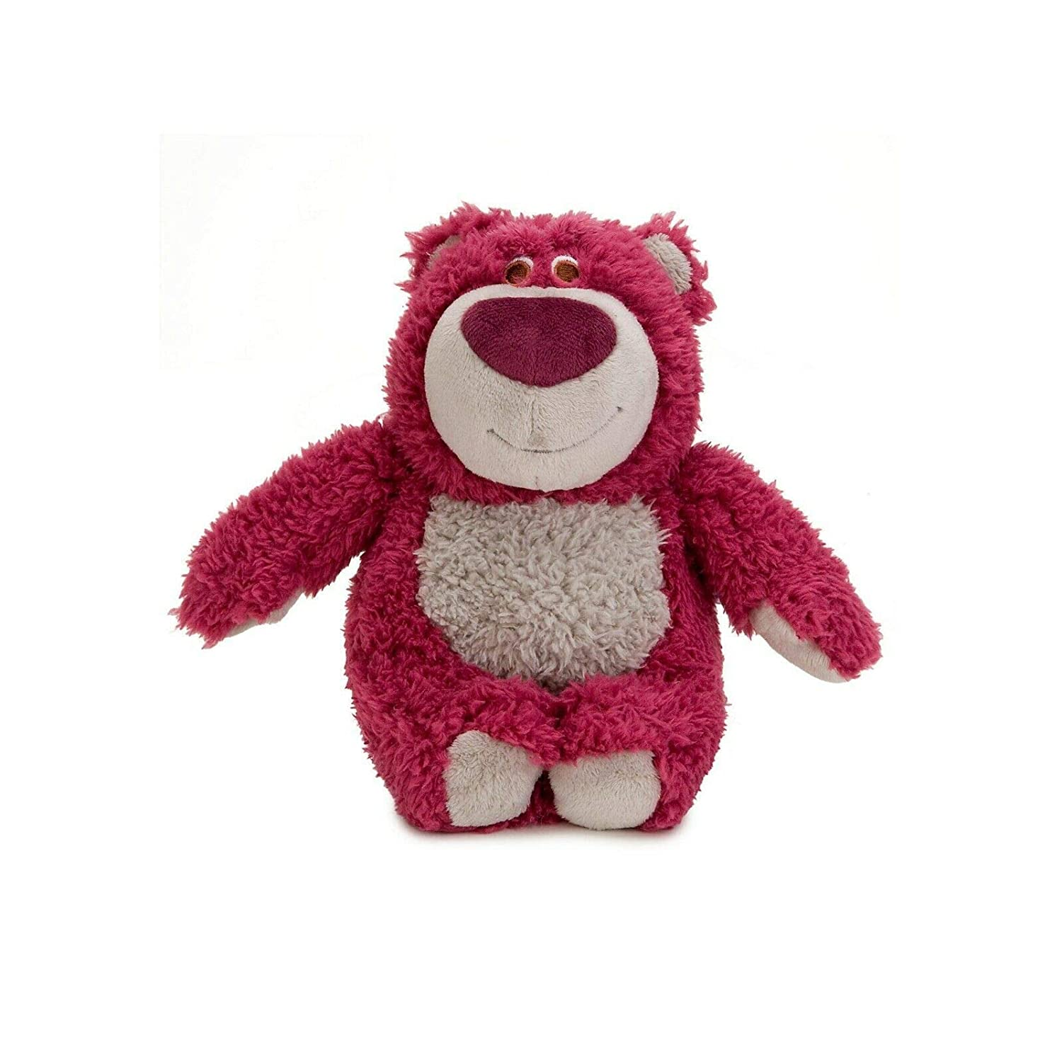 Official Disney Toy Story 18cm Lotso Strawberry Scented Soft Plush Toy