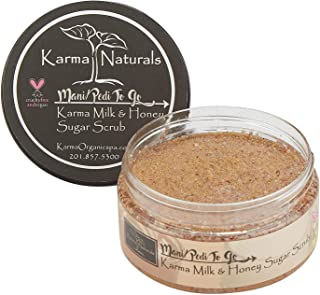 product image for Karma Organic Natural Sugar Scrub-cruelty-free exfoliating scrub for women