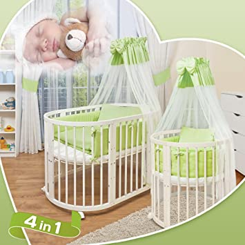 Amazon.com: comfortbaby 4 en 1 – bebé/niño/cama Junior ...