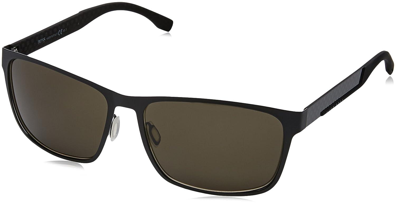 Boss Herren Sonnenbrille » BOSS 0874/S«, grün, 0I7/HA - grün/braun