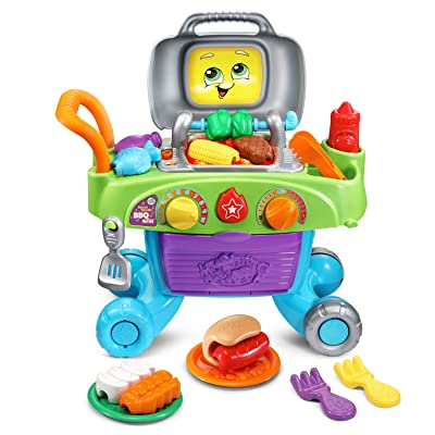LeapFrog Smart Sizzlin' BBQ Grill: Toys & Games