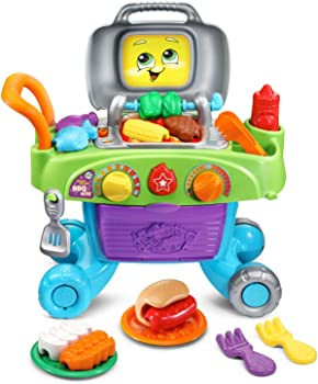 LeapFrog 3 Play Modes Grill Sets For Kids