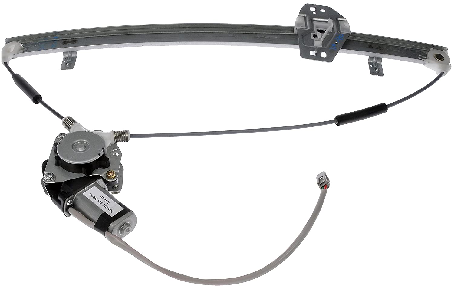 Dorman 741-011 Honda Odyssey Front Passenger Side Window Regulator with Motor Dorman - OE Solutions