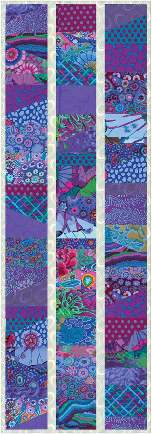 Amazon.com: FreeSpirit Fabrics Kaffe Fassett Sliced Charm Table ...