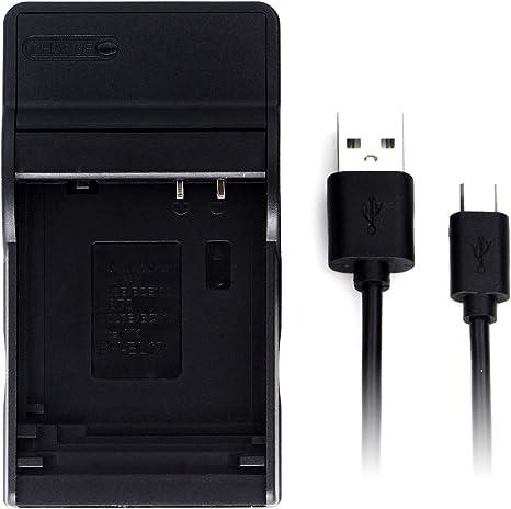 EN EL12 Ultra Slim USB Charger for
