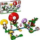 LEGO Kit de construcción Super Mario™ 71368 Set de Expansión: Caza del Tesoro de Toad (464 Piezas)