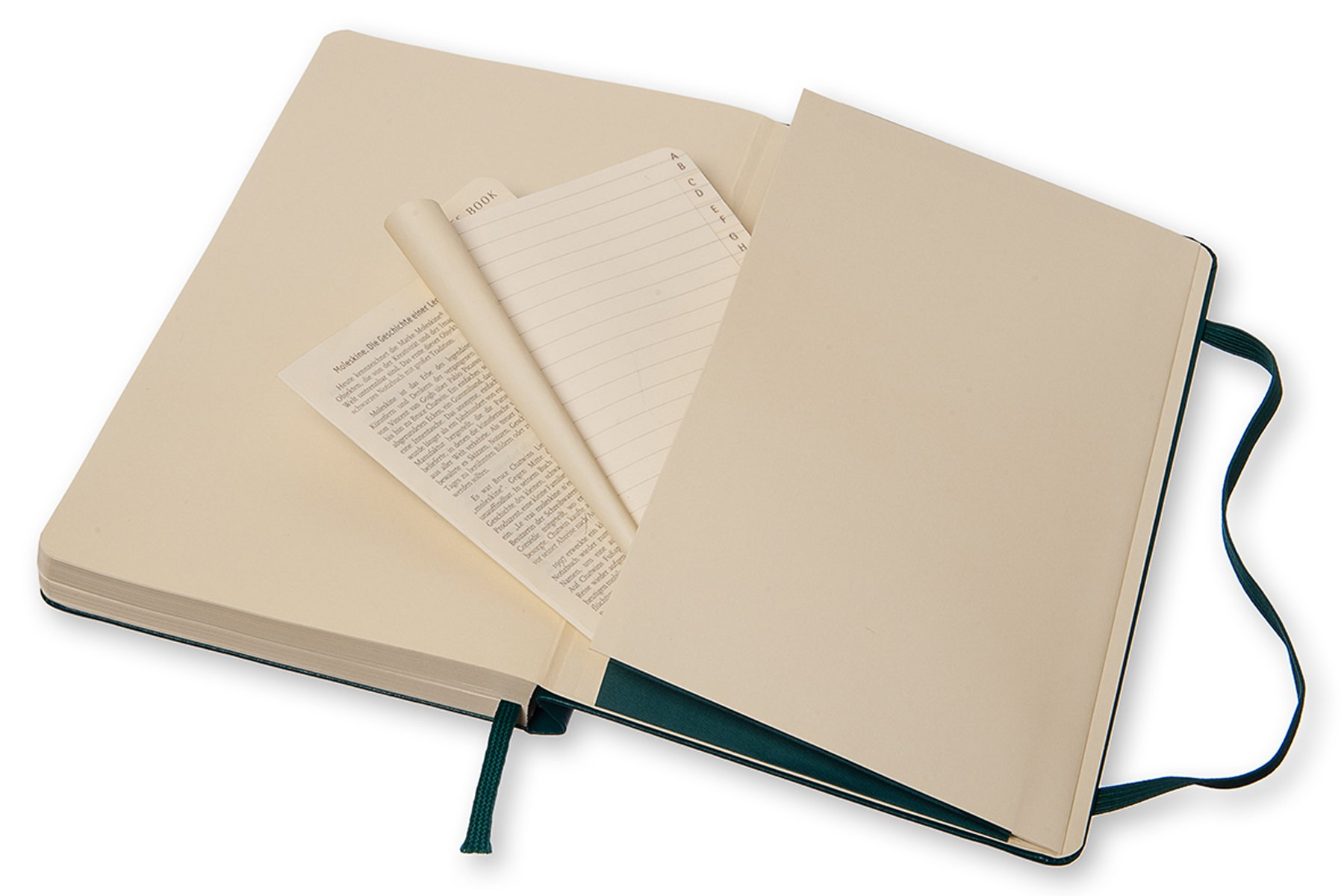 Agenda Journalier 2016 Grand Format Vert Couv Rigide: Amazon ...