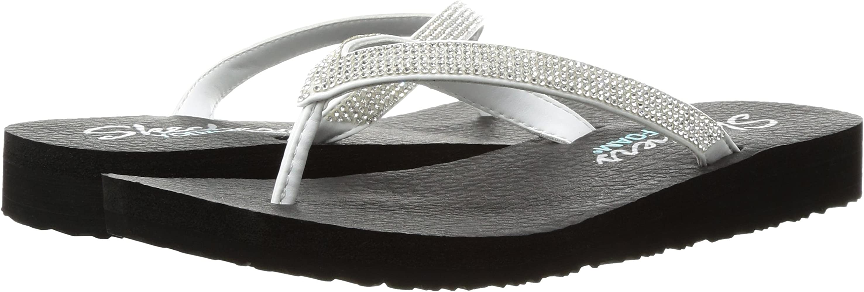 Skechers 38625, Chanclas para Mujer