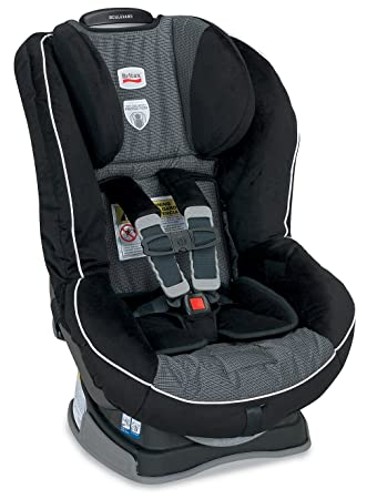 Britax Boulevard G4 Convertible Car Seat Onyx Prior Model