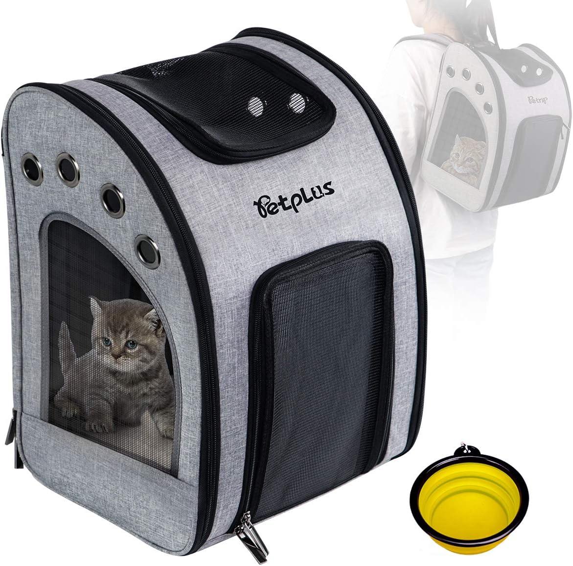 猫 キャリーリュック 猫キャリー 【2020最新型】