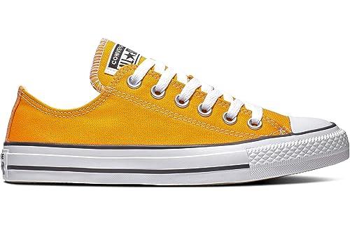 converse all star naranjas 39