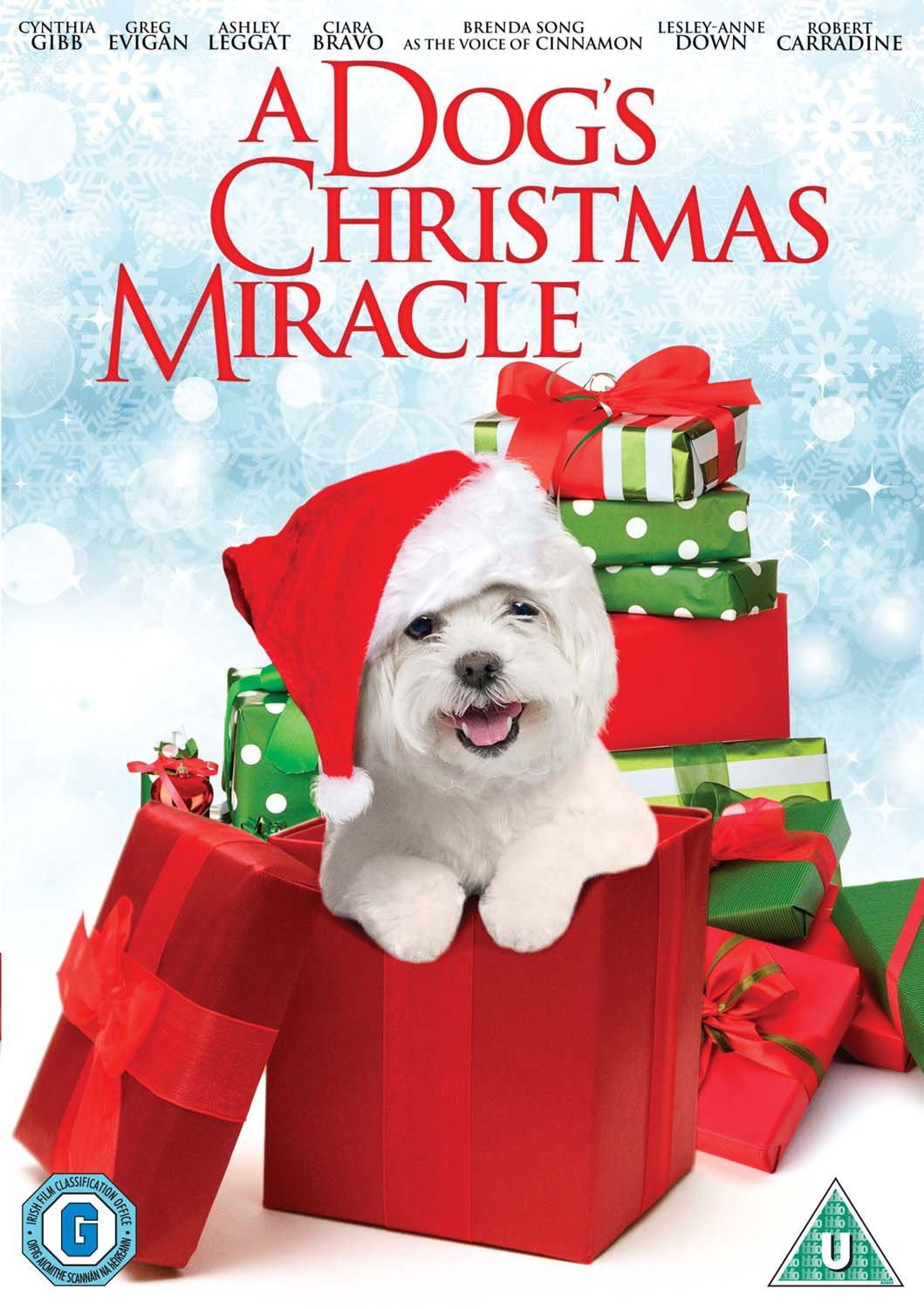 A Dog's Christmas Miracle ( My Dog's Christmas Miracle ) [ NON-USA FORMAT, PAL, Reg.2 Import - United Kingdom ]