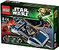 LEGO Star Wars - 75022 - Jeu de Construction - Speeder Mandalorian