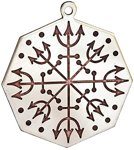 Voodoo Positive Magick Loa Eshu Charm For Protection Talisman Amulet