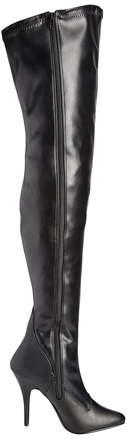 Pleaser Women's Seduce-3000 Boot B00A0IV5GA 11 B(M) US|Black