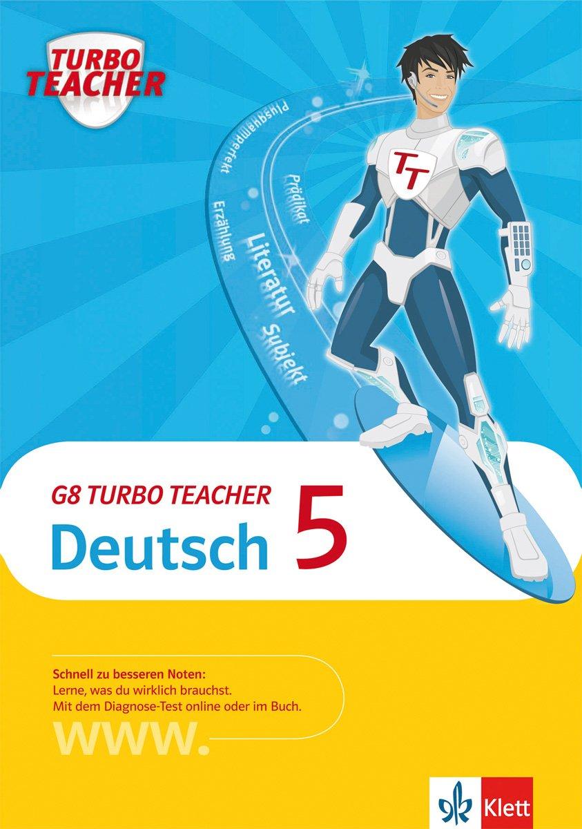G8 Turbo Teacher Deutsch. 5. Schuljahr: Amazon.es: -: Libros en idiomas extranjeros