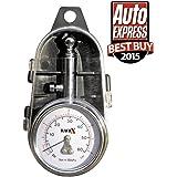 Manómetro para presión de neumáticos RACE X RX0014