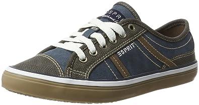 33b23ebd58db05 edc by ESPRIT Damen Megan Lace Up Sneaker  Amazon.de  Schuhe ...